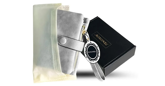Freehorse Women's Small Wristlet Wallet review