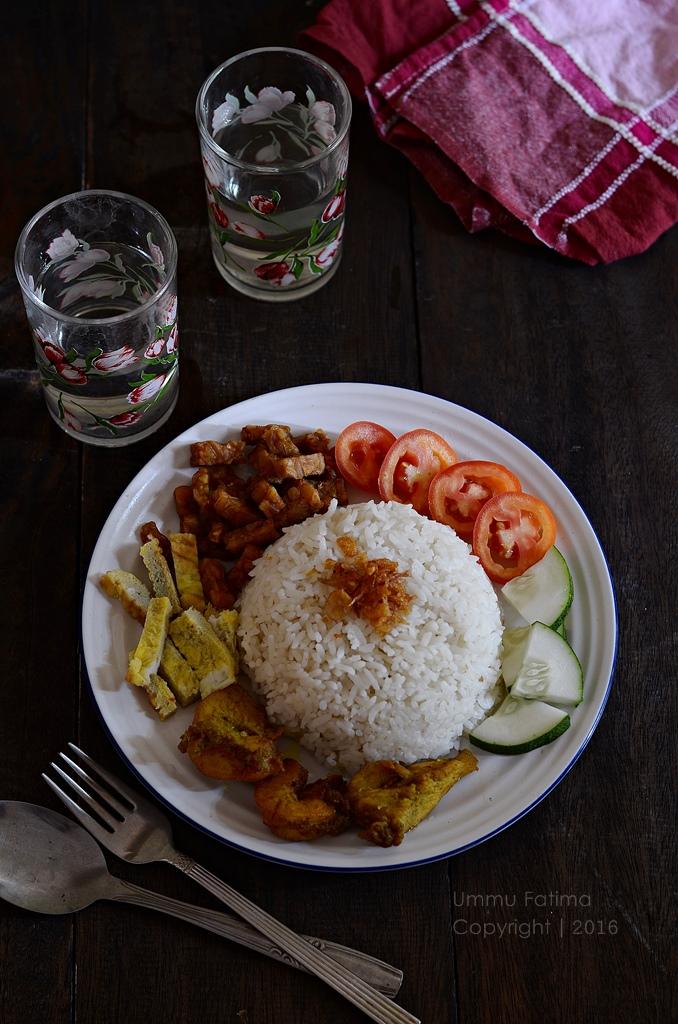 Resep Nasi Uduk Magic Com : resep, magic, Simply, Cooking, Baking...:, Tanpa, Santan, Magic