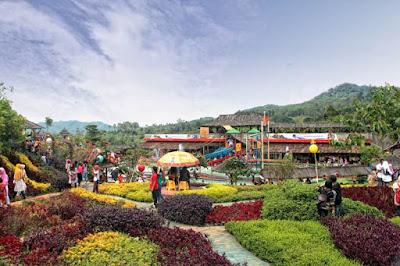 Wisata Barusen Hill