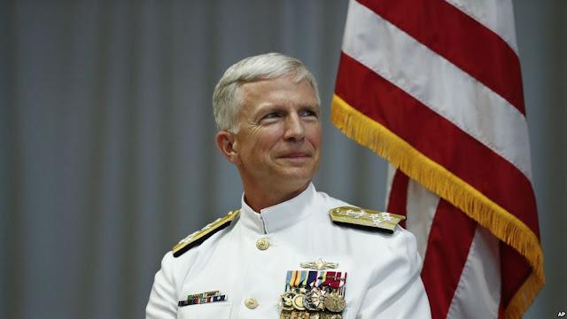 Fuerzas armadas de Estados Unidos están preparadas para proteger al personal diplomático en Caracas.