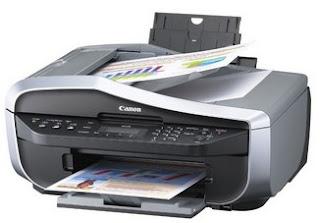 Download Printer Driver Canon PIXMA MX308