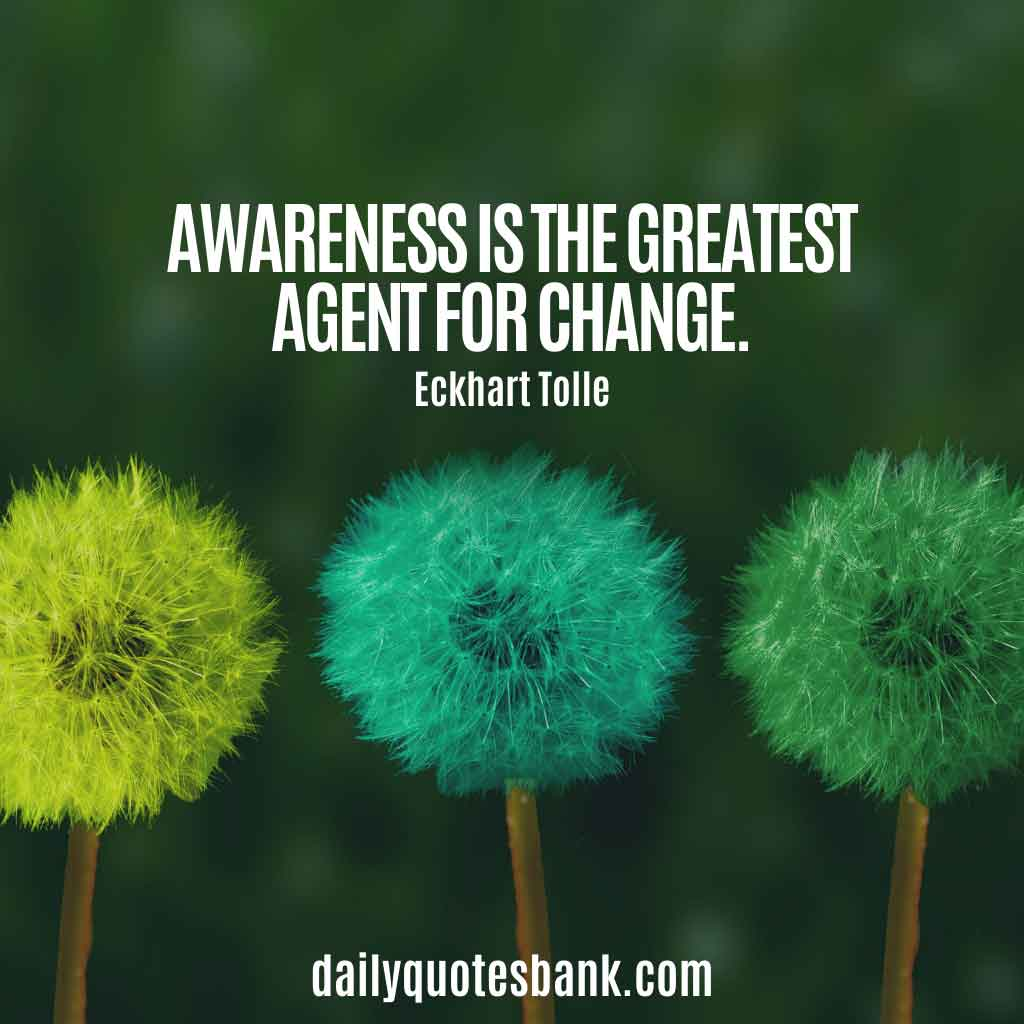 Eckhart Tolle Quotes On Change