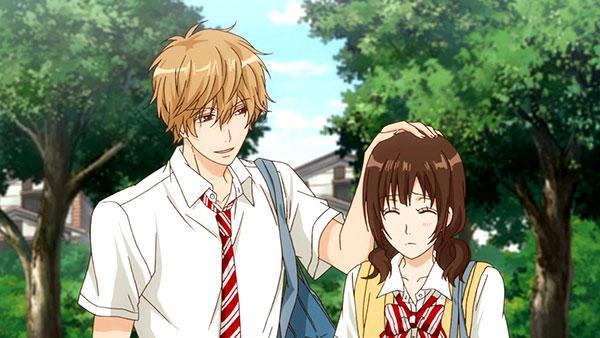 Ookami Shoujo to Kuro Ouji - Anime romance terbaik lelaki tinggi perempuan pendek