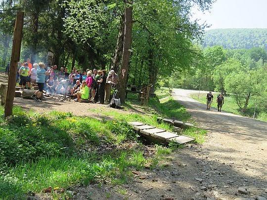 Dolina Regietówki.
