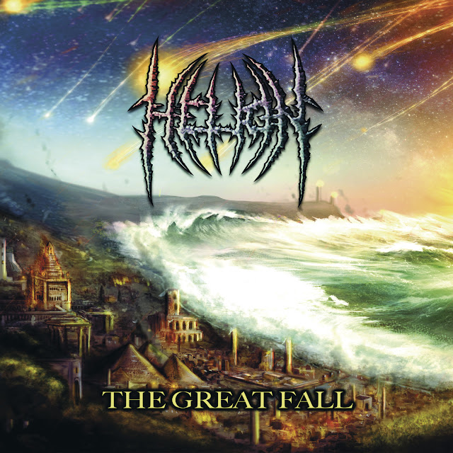 Track By Tracks: Helion - The Great Fall (2020)