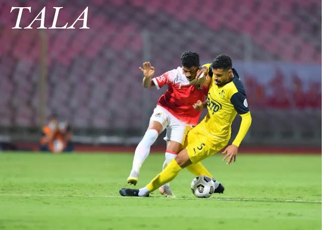 فوز الوحدة على العين في الجولة التاسعة من الدوري السعودي