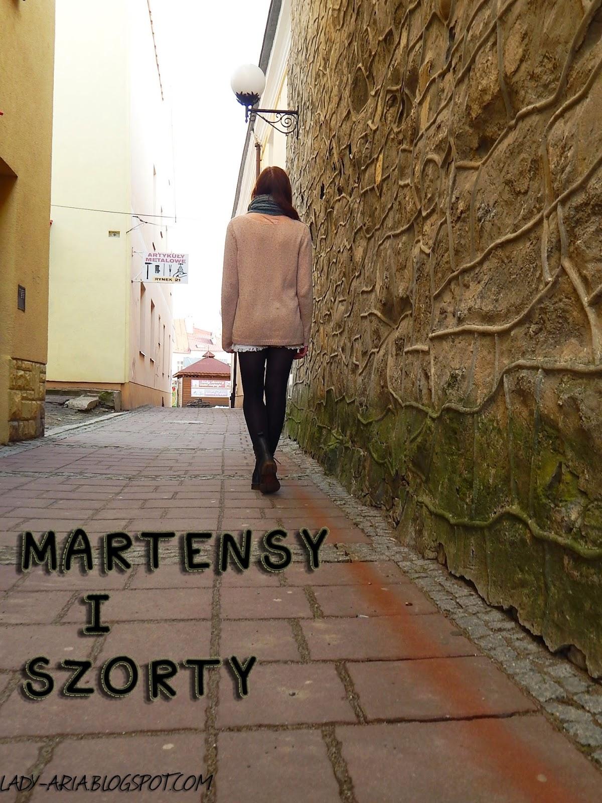 ~84 Martensy i szorty