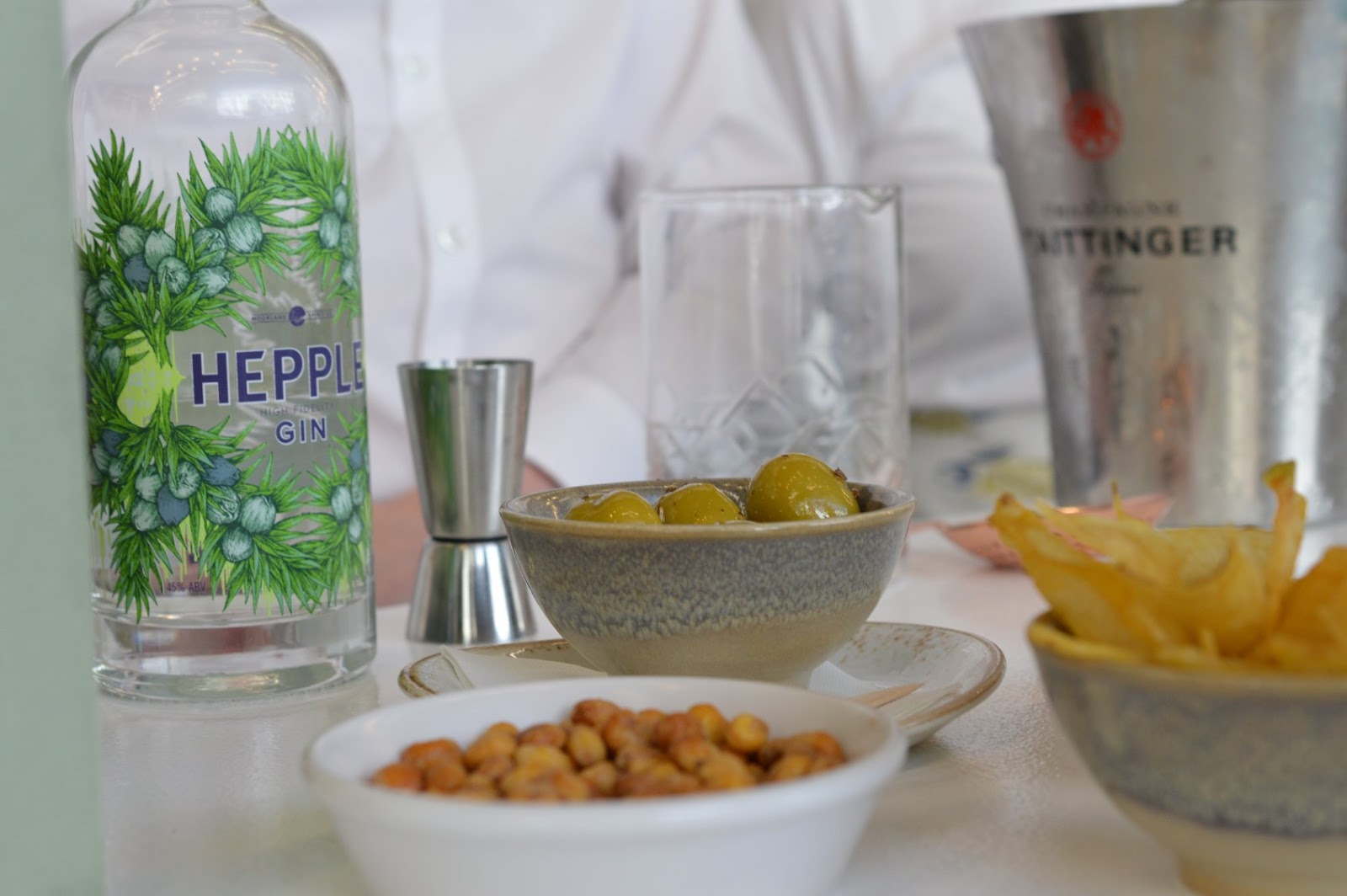 The Perfect Newcastle Christmas Market  - hepple gin