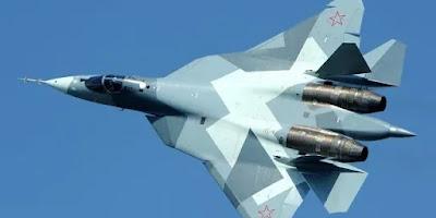 Ketakutan Besar NATO: Pesawat Tempur Siluman Rusia Menuju Turki?