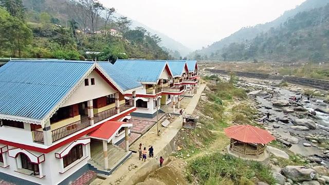 Jamuni Tourism cottages