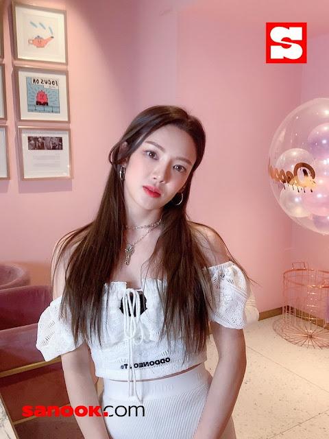 SNSD Hyoyeon Sanook Interview