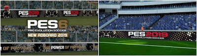 PES 6 Adboards PES 2017 by Luca19