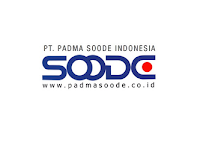 INFO Lowongan Kerja Bekasi PT PADMA SOODE INDONESIA Narogong