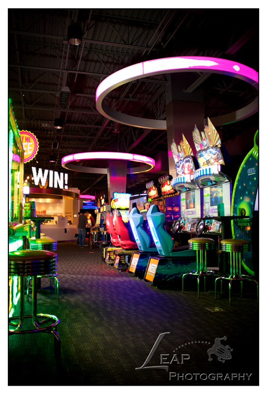 Leap Photography Dave Busters Herlife Magazine