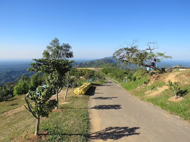 Road to Helipad, Nilgiri