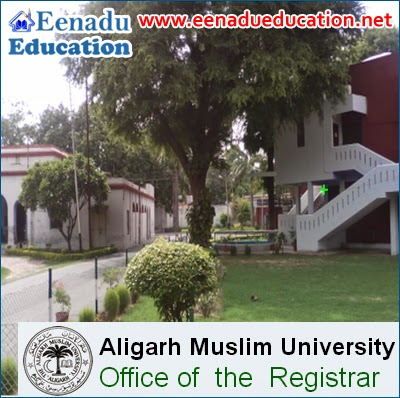 Job posts in Aligarh Muslim University
