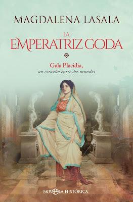 La emperatriz goda - Magdalena Lasala (2020)