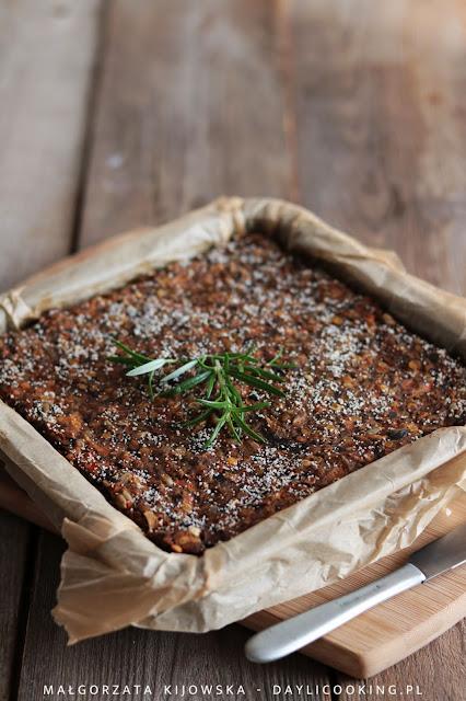 zapiekanka grzybowa przepis, przepis na obiad bez mięsa, co zrobić z grzybów