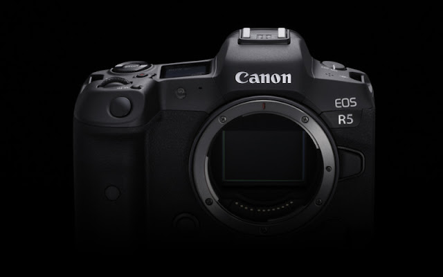 Canon rivela le specifiche chiave della EOS R5: Dual IS, 4K/120fps e No-Crop 8K