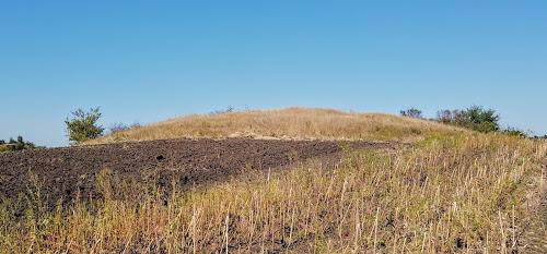 Курган Могила Васюкова. Наивысшая точка Днепропетровской области