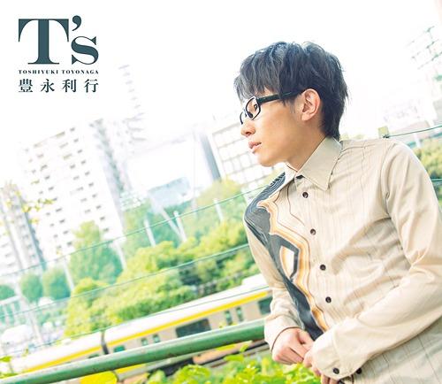 Download Album Toshiyuki Toyonaga - T's (2017)