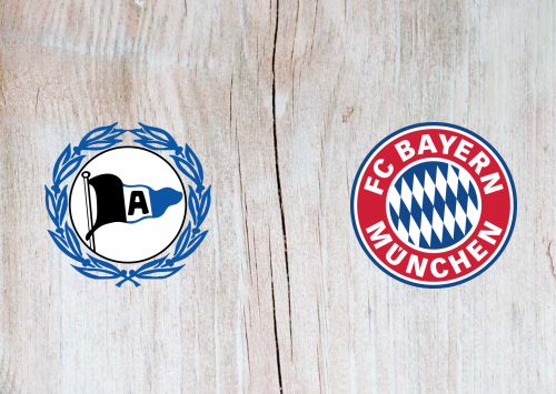 Arminia Bielefeld vs Bayern Munich -Highlights 17 October 2020