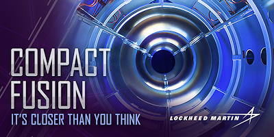 Breakthrough on Fusion Energy Announced By Lockheed