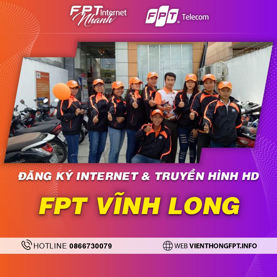 Chi nhánh FPT Vĩnh Long - Tổng đài lắp Internet và Truyền hình FPT