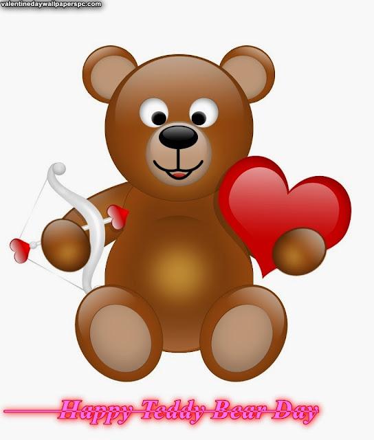 Happy Teddy Bear Day Best Image