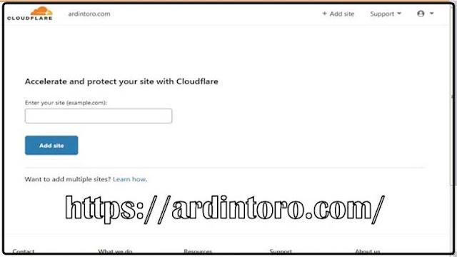 Mengatasi Jingling dengan Cloudflare