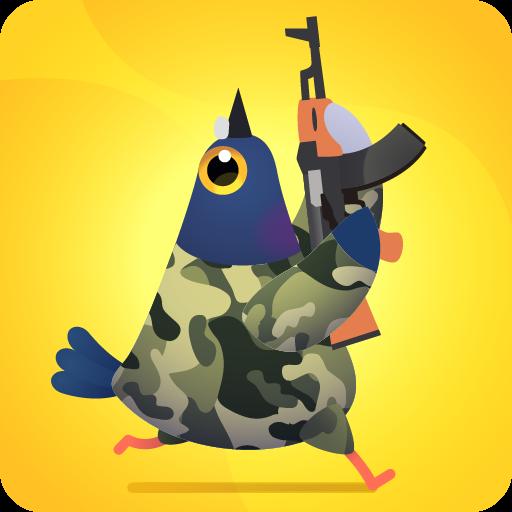 تحميل لعبه Pigeon Pop مهكره اخر اصدار لعبه ممتعه انصحكم بيها