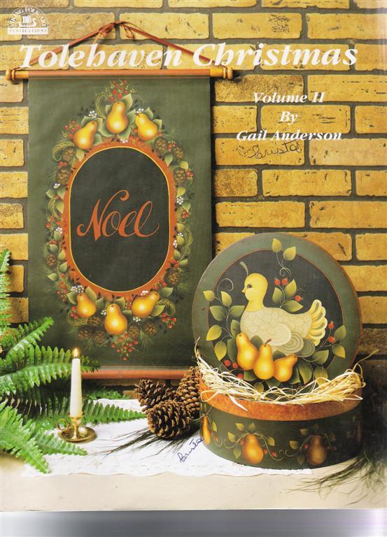 Revista Artesanato Natal-Pintura Em Madeira