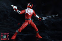 Power Rangers Lightning Collection Time Force Red Ranger 40