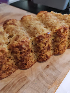 recette gateau compote polenta