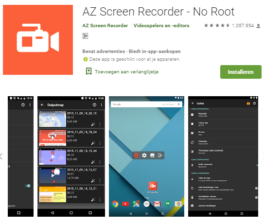 5 Aplikasi Perekam Layar Hp Android Terbaik 100 Tanpa Root Onmaibana Com