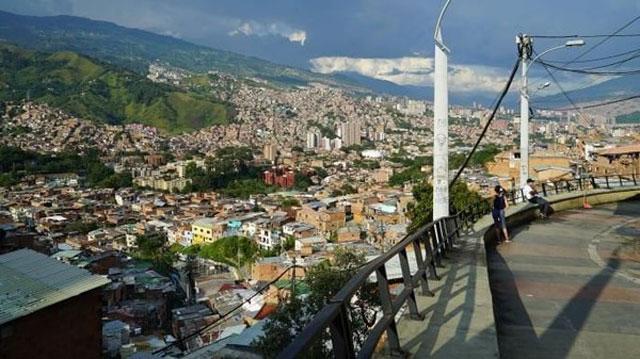 Di Masa Escobar, Medellin Menjadi Salah Satu Kota Paling Mematikan di Dunia
