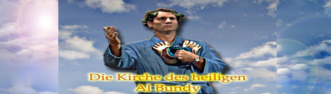 Lustiges von der Kirche des heiligen Al Bundy