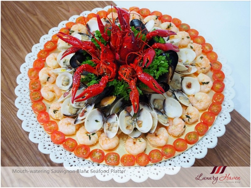 sauvignon blanc seafood platter recipes emerald whole crawfish