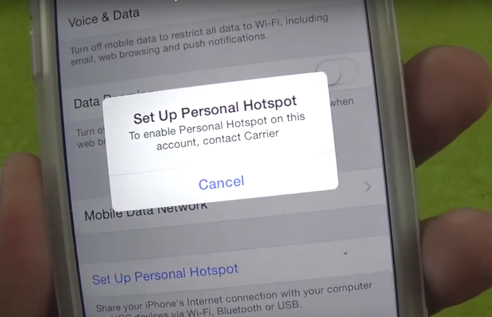 how to set up hotspot on iphone 6 iphone wifi hotspot how to manual and tutorial 21010