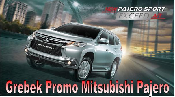 Promo Harga Kredit Mitsubishi Pajero Sport Di Kec. Andir