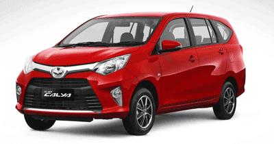 Kredit Toyota Calya Terbaru Dp 13 Jutaan