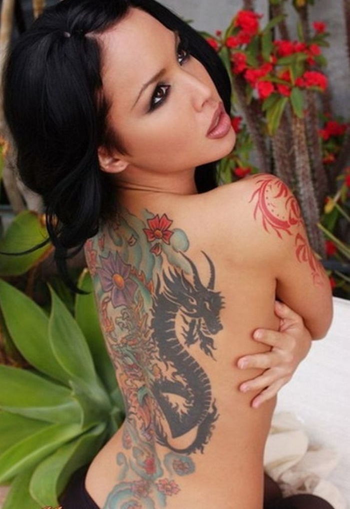 hot tattoo sex