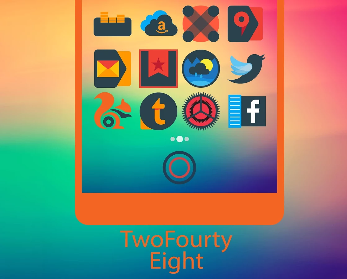 Download Mellow Dark Icon Pack v2 3 Apk