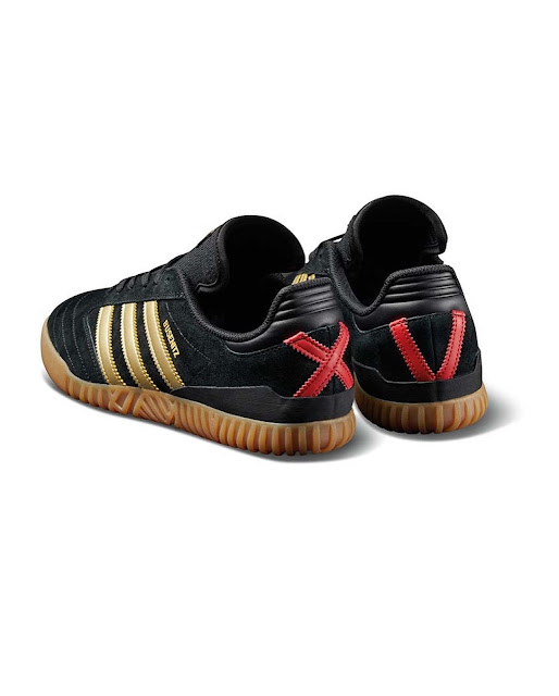 Adidas SB Busenitz Indoor back shot