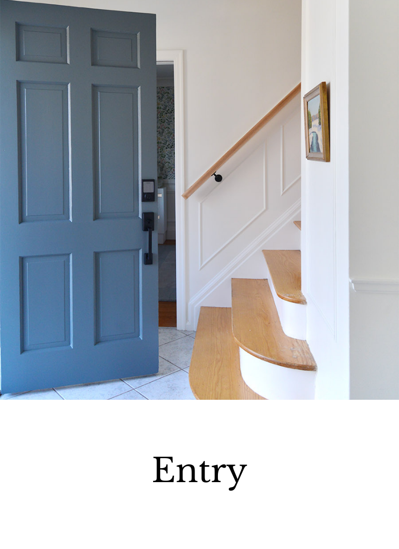 Entry way decor projects