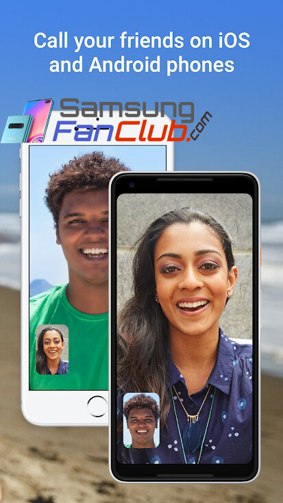 How to Enable Facetime Video Calling on Android Samsung Mobile Phones?