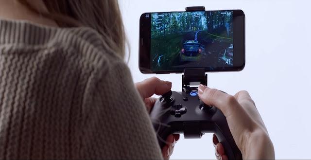 مايكروسوفت تعلن عن خدمة xCloud و تتيح للاعبين مكتبة ألعاب Xbox على الهواتف الذكية من خلال Streaming، لنتعرف عليها ..