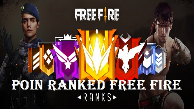 Poin Ranked Free Fire