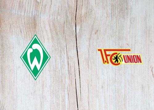 Werder Bremen vs Union Berlin -Highlights 8 February 2020