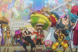 One Piece Movie 14: Stampede Subtitle Indonesia